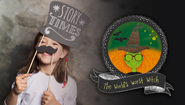 STORYTIME THE WORLD´S WORST WITCH